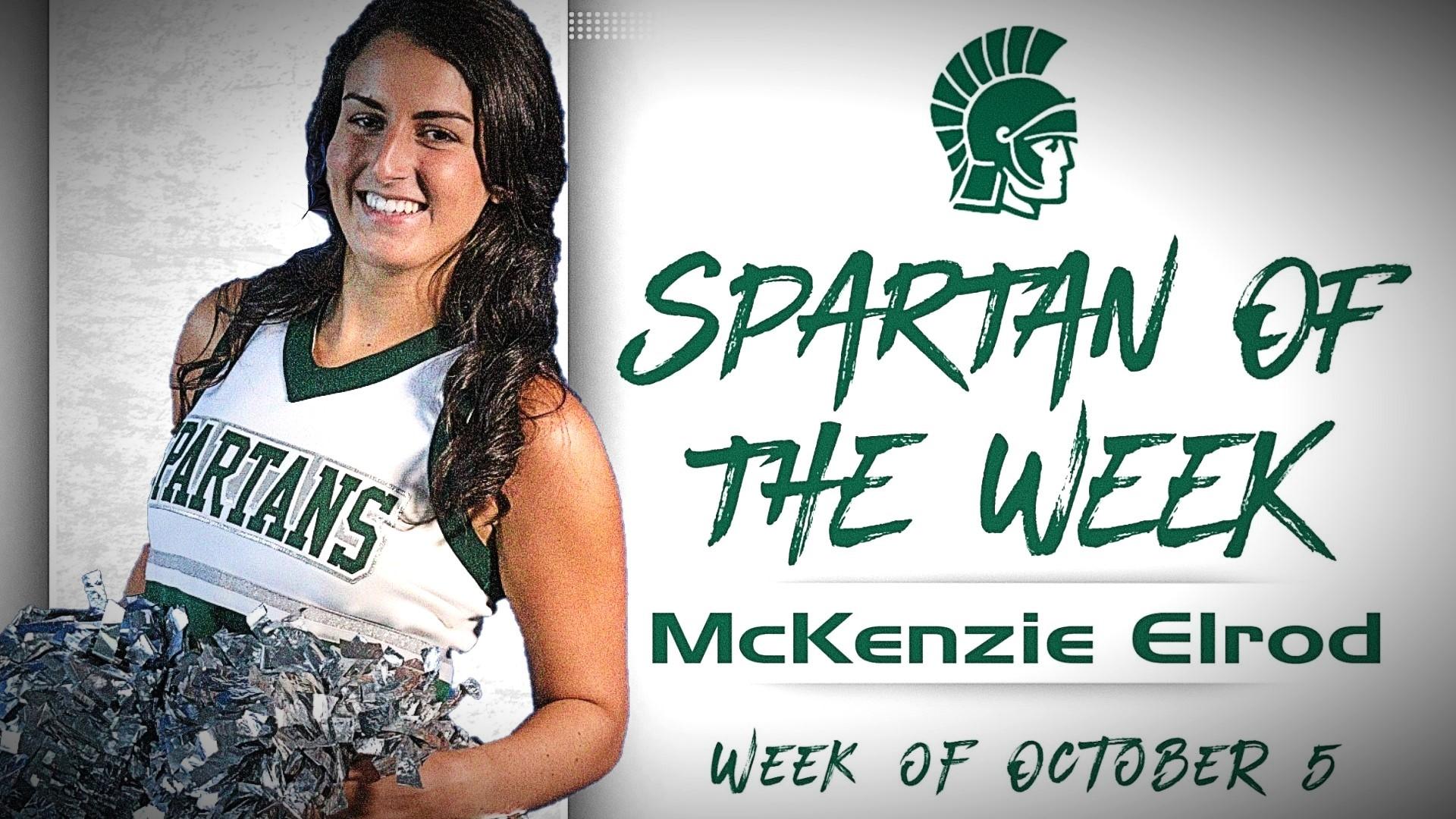 Spartan of the Week