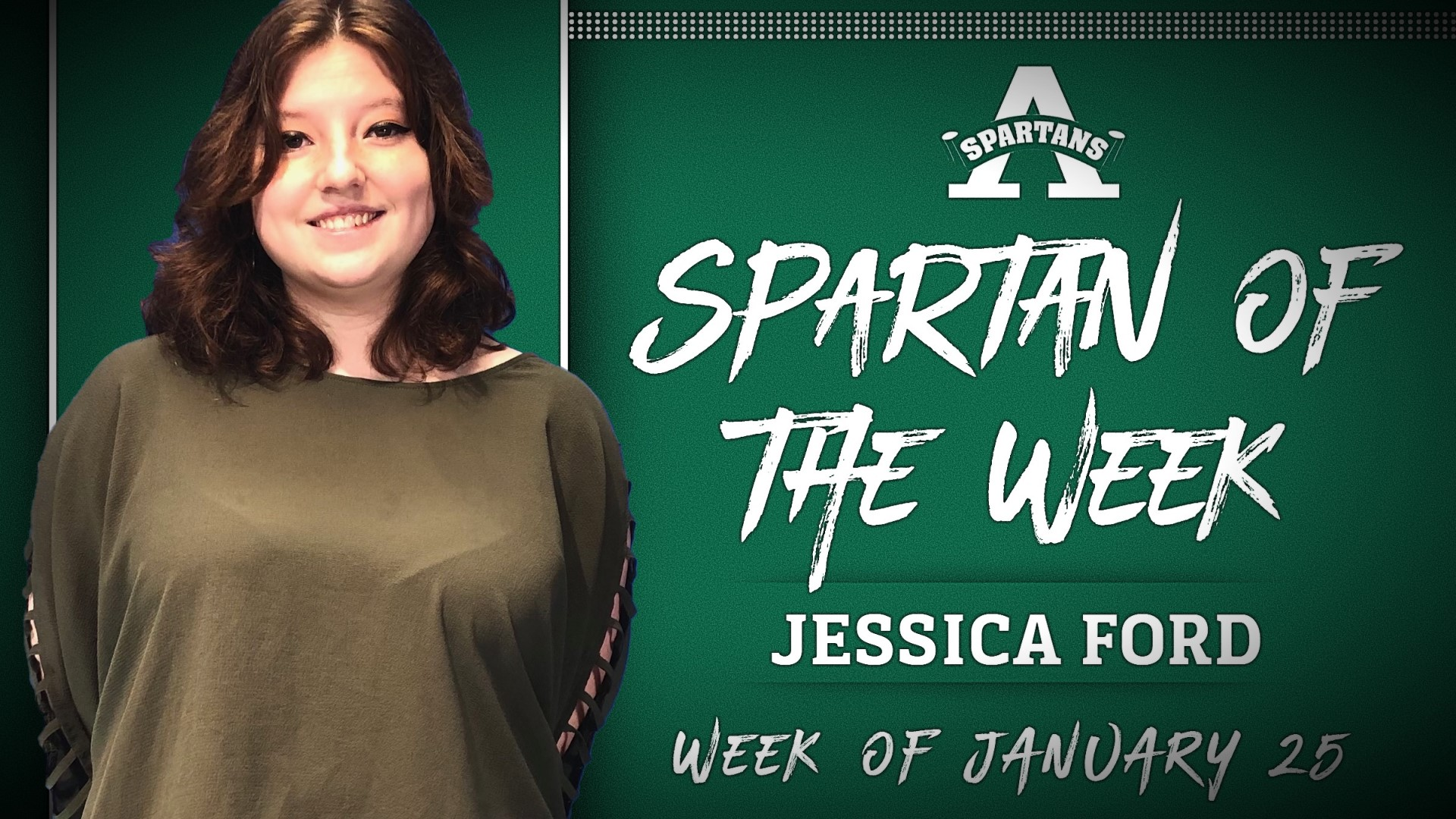 Spartan of the Week - Jessica Ford